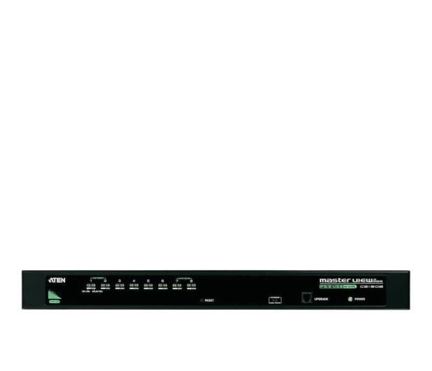 ATEN CS1308-AT-G USB/PS/2 + VGA (8 komputerów) - 46596 - zdjęcie