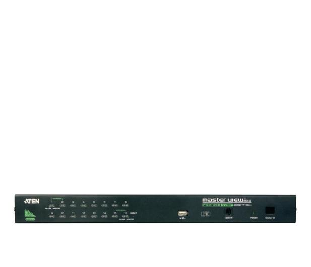 ATEN CS1716A-AT-G RACK USB/PS/2 + VGA (16 komputerów) - 46581 - zdjęcie