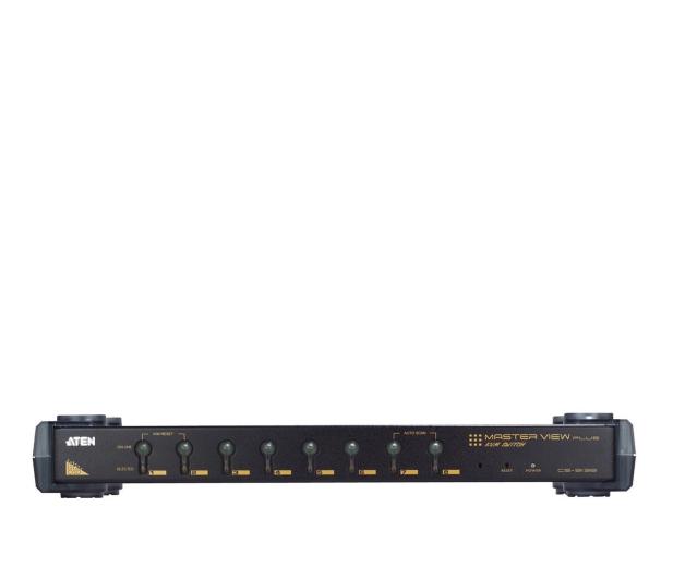 ATEN CS9138Q9 RACK PS/2 + VGA + audio (8 komputerów) - 29897 - zdjęcie