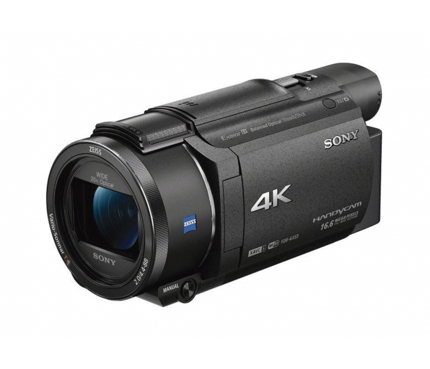 Sony FDR AX53B - 372912 - zdjęcie
