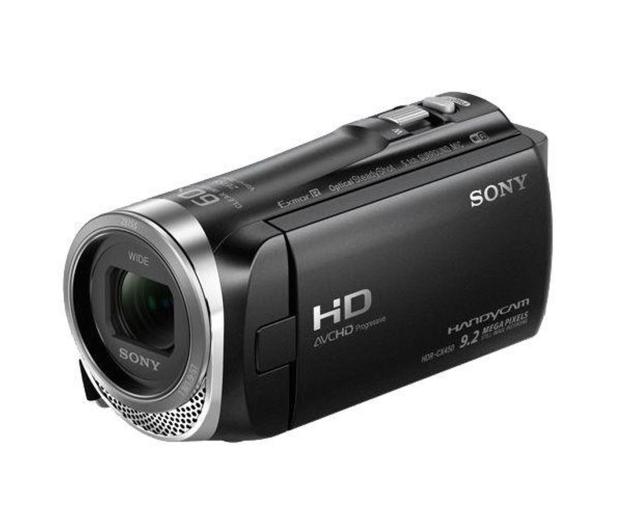 Sony HDR-CX450B czarna  - 372909 - zdjęcie