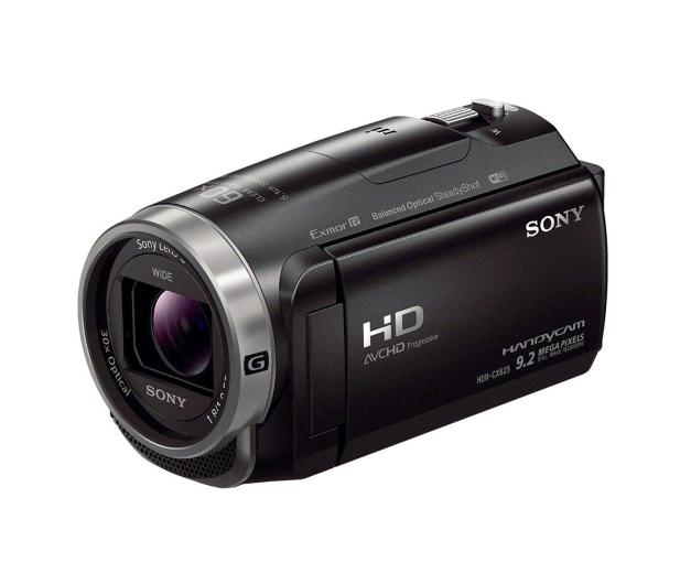 Sony HDR-CX625B czarna  - 372910 - zdjęcie