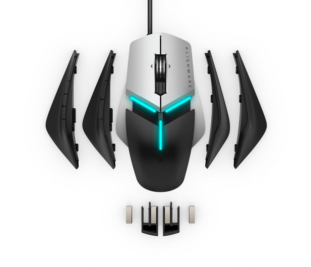Dell Alienware Elite Gaming Mouse - AW958 - 382553 - zdjęcie 6
