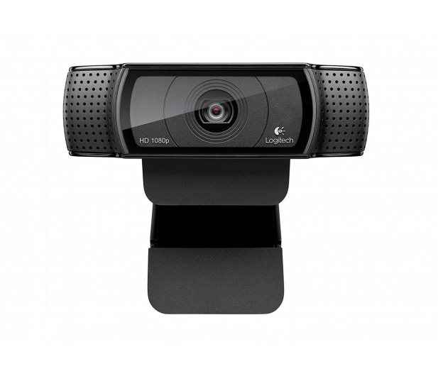 Logitech C920 Pro Full HD - 78034 - zdjęcie