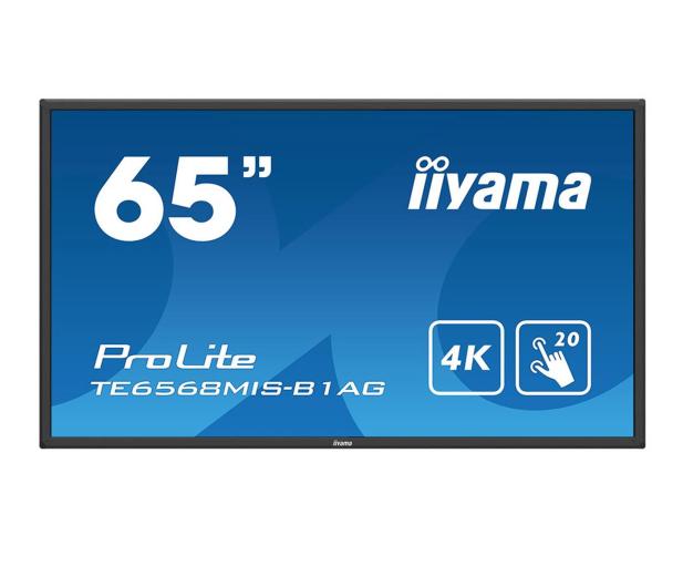 iiyama TE6568MIS dotykowy LFD - 380505 - zdjęcie