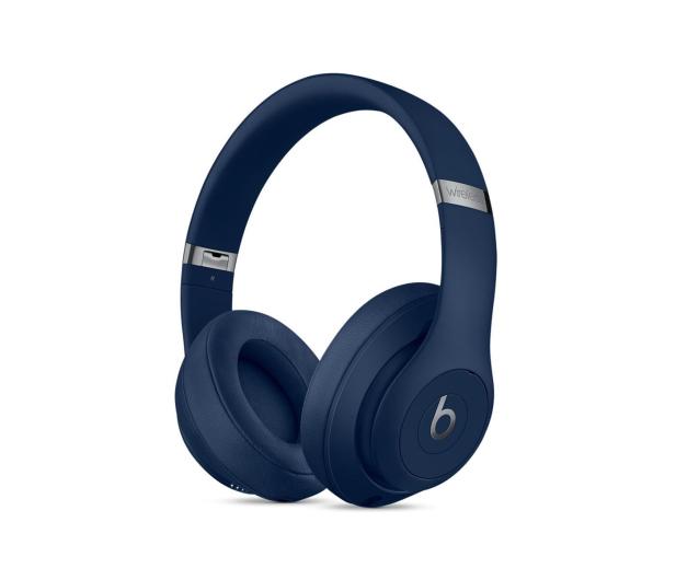 Apple Beats Studio3 niebieskie  - 381244 - zdjęcie