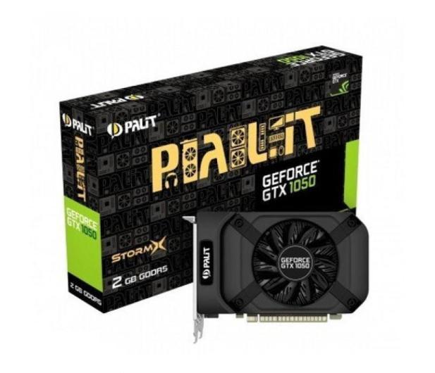 Palit GeForce GTX 1050 StormX 2GB GDDR5 - 336055 - zdjęcie