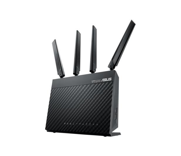 ASUS 4G-AC68U (1900Mbps a/b/g/n/ac (LTE) 4xLAN  - 381358 - zdjęcie 4