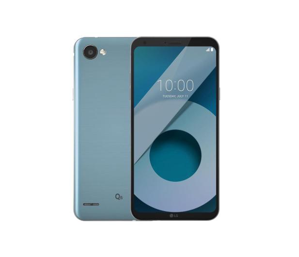 LG Q6 Platinium alpha - 378861 - zdjęcie