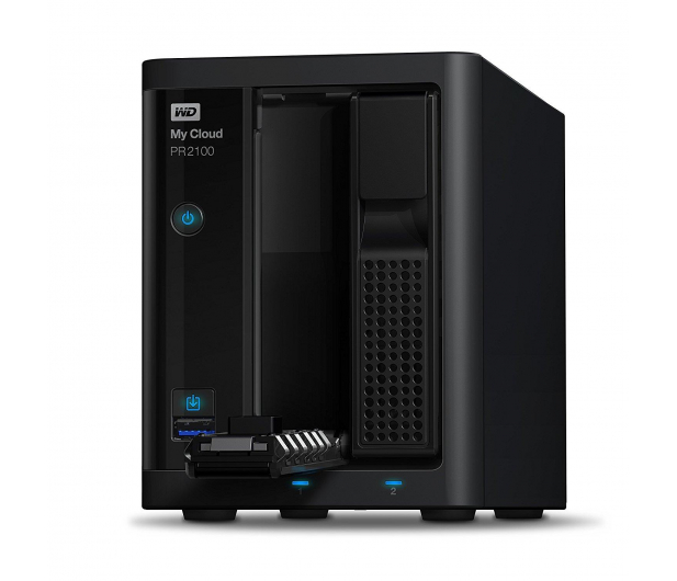 WD My Cloud Pro Series PR2100 8TB - 380880 - zdjęcie 4