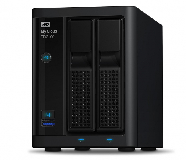 WD My Cloud Pro Series PR2100 20TB - 380887 - zdjęcie