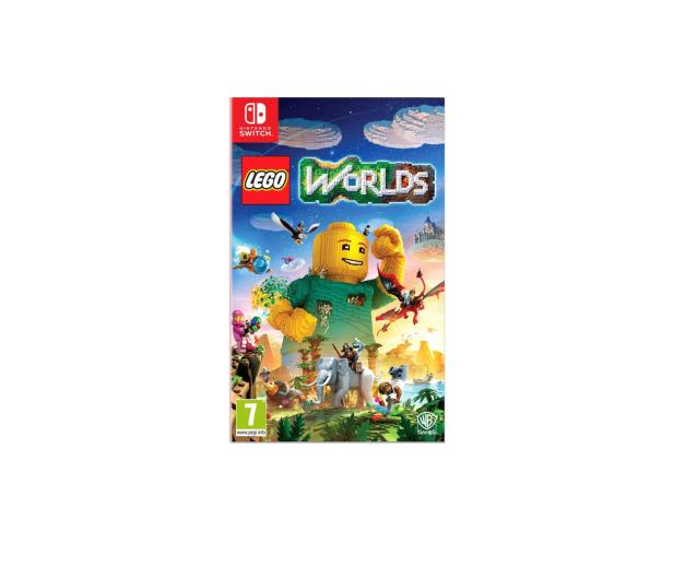 Switch LEGO Worlds - 381449 - zdjęcie