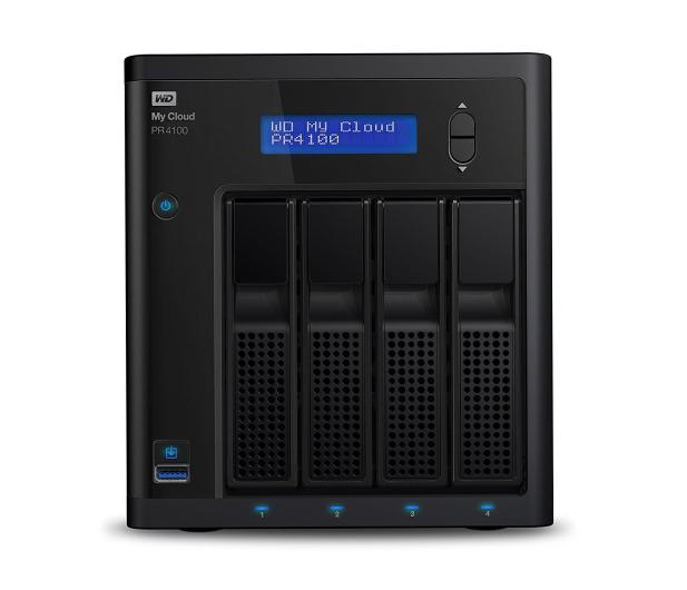 WD My Cloud PR4100 Bez HDD - 380903 - zdjęcie 2