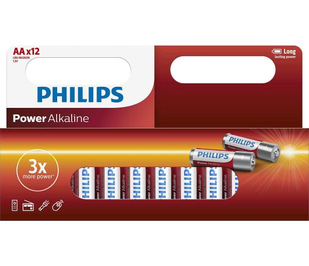 Philips Power Alkaline AA 12szt - 381283 - zdjęcie