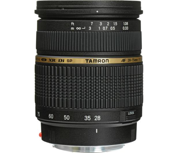 Tamron AF SP 28-75mm F2.8 Di XR LD do Canon  - 381657 - zdjęcie
