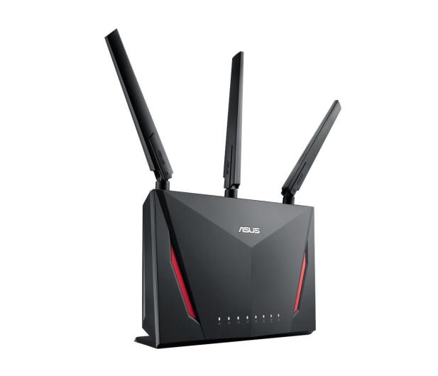 ASUS RT-AC86U (2900Mb/s a/b/g/n/ac, 2xUSB 3G/4G, QAM) - 381671 - zdjęcie 4