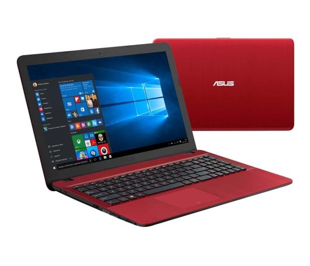 ASUS R541UA-DM1406T i3-7100U/4GB/1TB/DVD/Win10 Czerwony - 358760 - zdjęcie