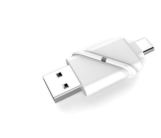 Unitek Czytnik kart microSD USB / USB - C - 381688 - zdjęcie 2