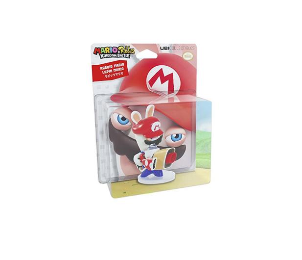 "Nintendo Mario+Rabbids Kingdom Battle3"" Figurine-Mario  - 381424 - zdjęcie 2"