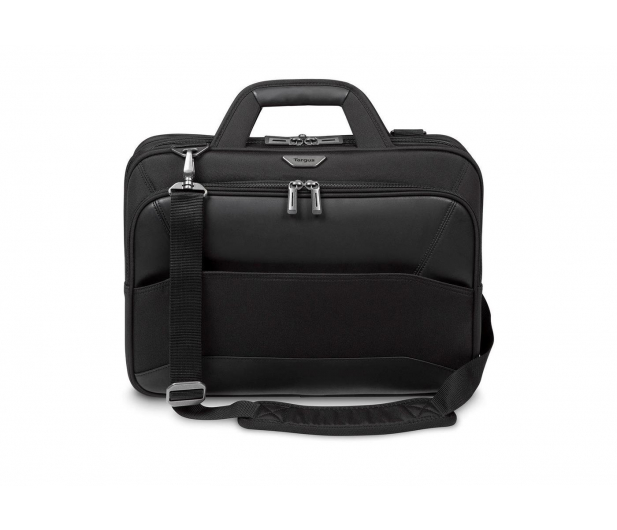 "Targus Mobile VIP Topload Laptop Case czarny 12-14"" - 357875 - zdjęcie"