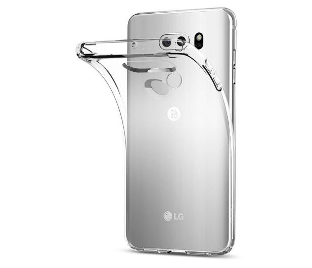 Spigen Liquid Crystal do LG V30 Crystal Clear - 402167 - zdjęcie 4
