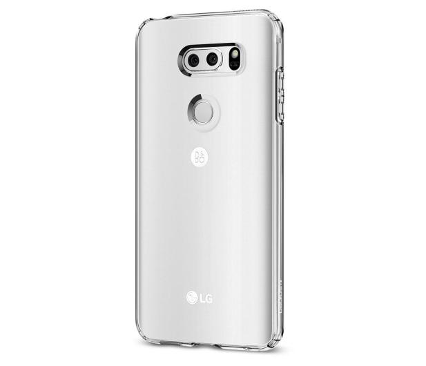 Spigen Liquid Crystal do LG V30 Crystal Clear - 402167 - zdjęcie 2