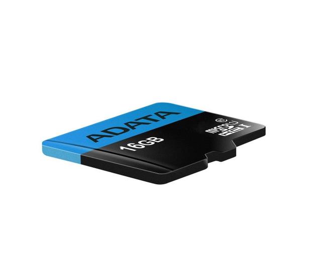 ADATA 16GB microSDHC Premier 100MB/s A1 V10 C10 UHS-I - 401956 - zdjęcie 2
