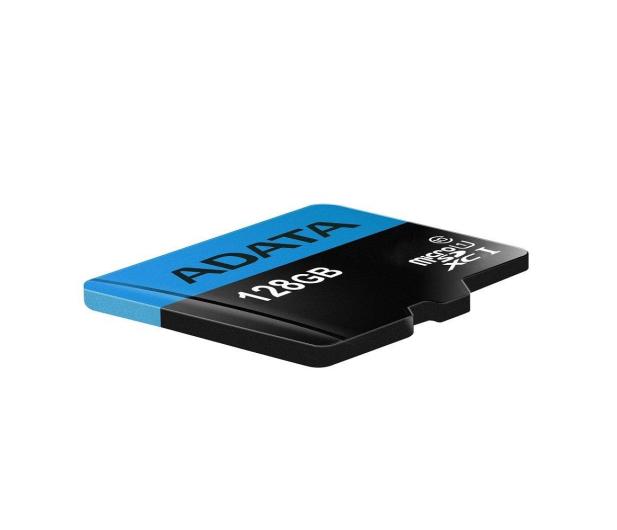 ADATA 128GB microSDXC Premier 85MB/s A1 V10 C10 UHS-I  - 401959 - zdjęcie 2