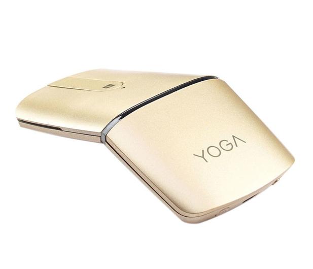 Lenovo YOGA Mouse (złoty) - 401680 - zdjęcie 2