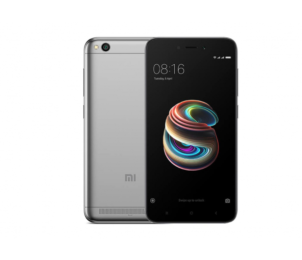 Xiaomi Redmi 5A 16GB Dual SIM LTE Grey - 402292 - zdjęcie