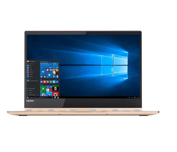 Lenovo YOGA 920-13 i7-8550U/8GB/512/Win10 Dotyk Miedziany - 402606 - zdjęcie 2