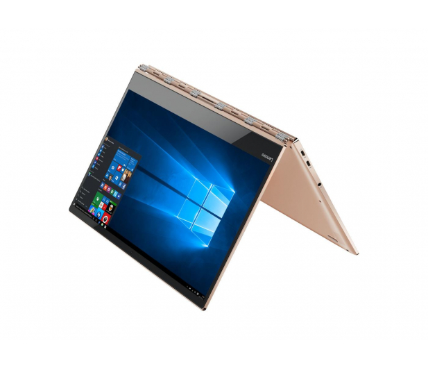 Lenovo YOGA 920-13 i7-8550U/8GB/512/Win10 Dotyk Miedziany - 402606 - zdjęcie 3