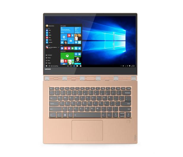 Lenovo YOGA 920-13 i7-8550U/8GB/512/Win10 Dotyk Miedziany - 402606 - zdjęcie 5