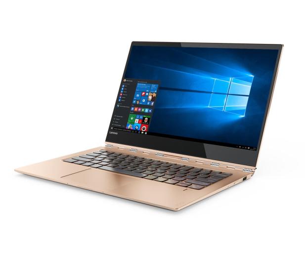 Lenovo YOGA 920-13 i7-8550U/8GB/512/Win10 Dotyk Miedziany - 402606 - zdjęcie
