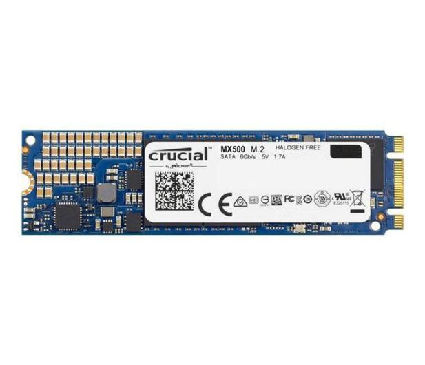 Crucial 250GB SATA SSD MX500 M.2 2280 - 400629 - zdjęcie