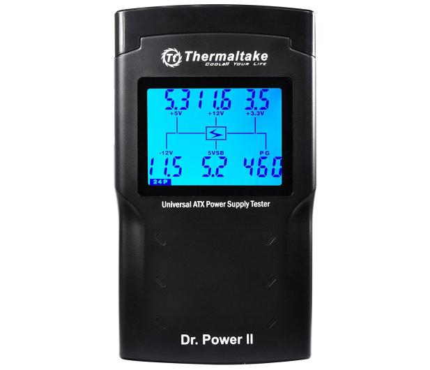 Thermaltake Tester zasilaczy Dr. Power II PSU - 402013 - zdjęcie