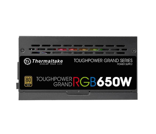 Thermaltake Toughpower Grand RGB 650W 80 Plus Gold - 402139 - zdjęcie 5