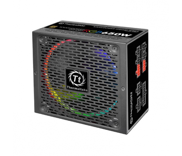 Thermaltake Toughpower Grand RGB 650W 80 Plus Gold - 402139 - zdjęcie 3