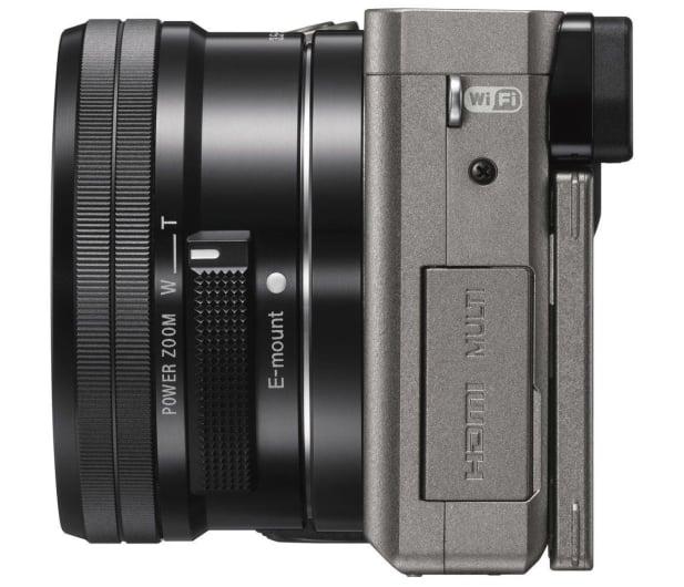 Sony ILCE A6000 + 16-50mm szary  - 403099 - zdjęcie 6