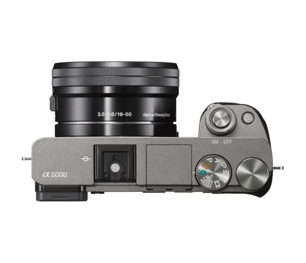 Sony ILCE A6000 + 16-50mm szary  - 403099 - zdjęcie 2
