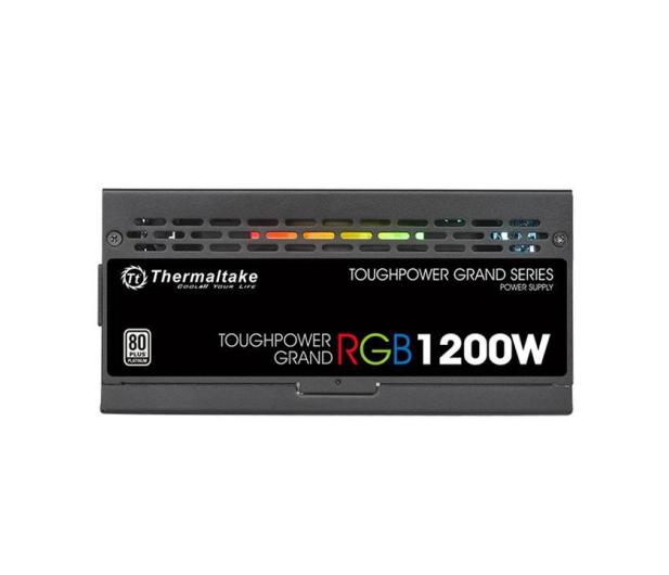 Thermaltake Toughpower Riing 1200W 80 Plus Platinum - 402378 - zdjęcie 7