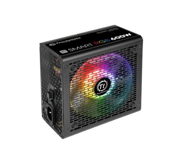Thermaltake Smart RGB 600W 80 Plus - 402364 - zdjęcie 2