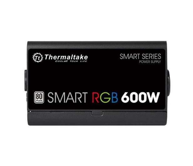 Thermaltake Smart RGB 600W 80 Plus - 402364 - zdjęcie 5
