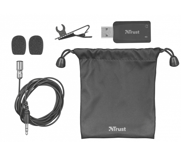 Trust Lava Clip-On (USB) - 402041 - zdjęcie 4
