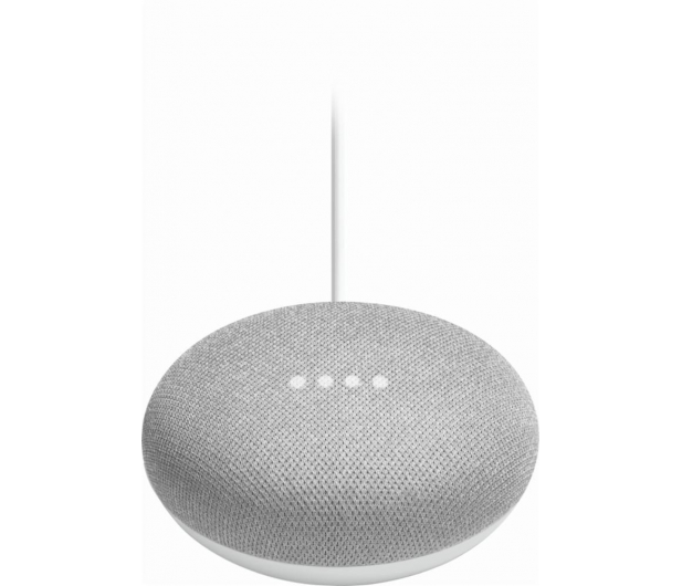 Google Home Mini Chalk OEM - 587917 - zdjęcie