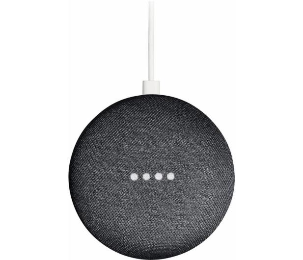Google Home Mini Charcoal - 403059 - zdjęcie 2