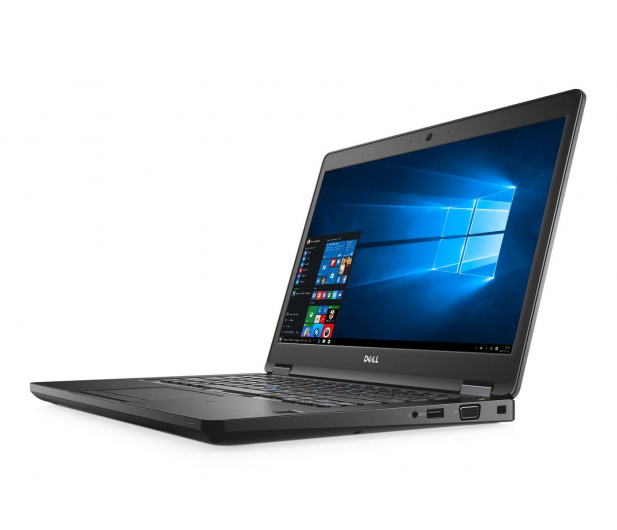 Dell Latitude 5480 i5-7440H/16GB/256/10Pro GT 930MX FHD - 364737 - zdjęcie 4