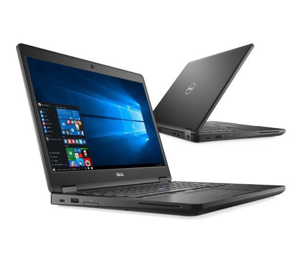 Dell Latitude 5480 i5-7440H/16GB/256/10Pro GT 930MX FHD - 364737 - zdjęcie