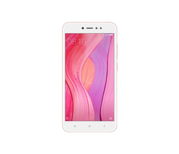 Xiaomi Redmi Note 5A Prime 32GB Dual SIM LTE Rose Gold - 401572 - zdjęcie 2