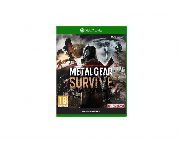 Techland Metal Gear Survive - 403460 - zdjęcie